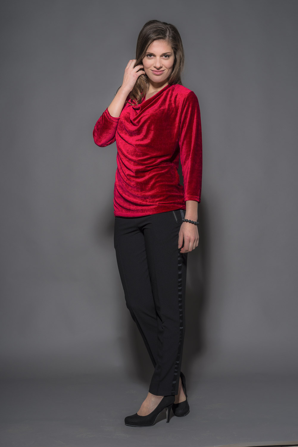 Blouse C4764 – Pants C5356